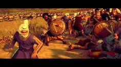 Battle of Plataea Cinematic Trailer - The Riders of Doom Battle Of Plataea, Greco Persian Wars, Persian Warrior, Corinthian Helmet, Cinematic Trailer, Warrior Tattoos, World History, Warfare, Mythology