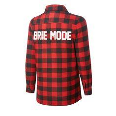 Brie Bella Brie Mode Flannel Shirt