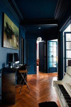 Interiors Interior Design Minimalist, Modern House Design, Home Interior Design, Interior Architecture, Interior Decorating, Luxury Interior, House Wall Design, Sketch Architecture, Interior Sketch