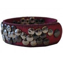 Cowboysbag Bracelet Fuchsia