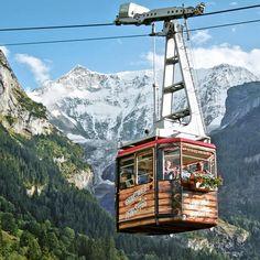 DIE Aussichtsterrasse in Grindelwald