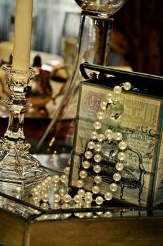 Jewelry box centerpiece