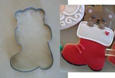 Tons & Dons - Cortadores de biscoito, cortador de biscoito personalizado e moldes de silicone!-Categorias