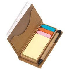 sticky memo box