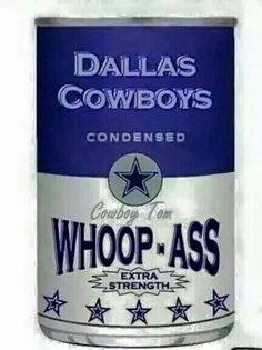 Can of Cowboys Greatness