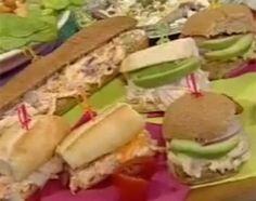 Sandwich de pollo - Receta: Cocineros argentinos