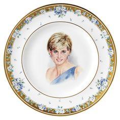 Commerative Princess Diana Plate
