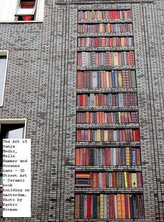 Ceramic book building
