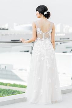 287cb1339b4 21 Awesome Wedding Gowns- Francis Libiran Bridal Premier Collection ...