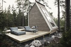 Rock the Shack: Cabins and Hide-outs www.beeldsteil.com