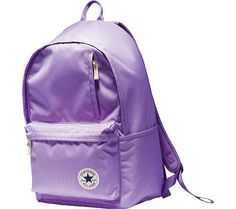 Converse Original Backpack - Lilac with FREE Shipping & Exchanges. The Converse Original Backpack gives you multiple pockets including an interior laptop sleeve, for