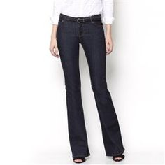 Jean flare taille normale longueur 32