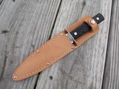 Imperial knife fixed blade hunting knife NOS by AppalachianAxeworks on Etsy
