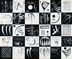 Wassily Kandinsky. Thirty, 1937