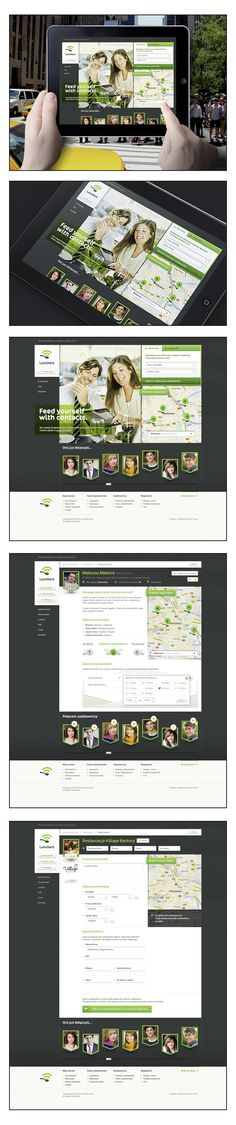 Lunchers by Vision Trust , via Behance | Repinned by www.BlickeDeeler.de