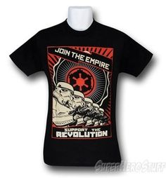Star Wars Empire Revolution T-Shirt