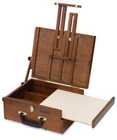 Sienna Plein Air All in One Pochade Box