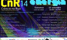 Festival de Ciência e Arte de características únicas em Estremoz