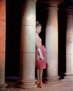 Audrey Hepburn From Breakfast at Tiffany's 1961
