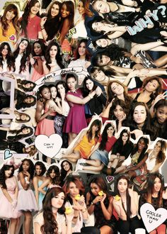 Fifth Harmony | Collage