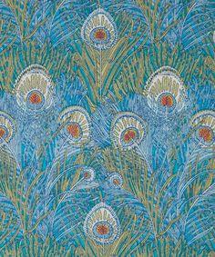 Liberty Art Fabrics Hera A Tana Lawn Cotton