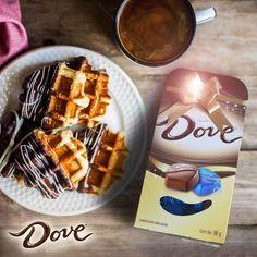 Dove Mexico - Disfruta del frío al lado de Dove Chocolate.