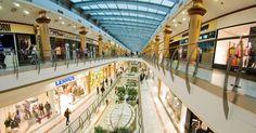 Shoppings em Praga | República Checa #Praga #República_Checa #europa #viagem