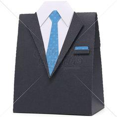 Suit Jacket Box – Nilmara Quintela Paper Designer