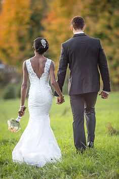 Real Weddings {Quebec}: Camille & Francis! - Blackbride.com