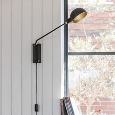 Reuben Adjustable Wall Light - Wall Lights & Wall Sconces - Lighting - Lighting & Mirrors