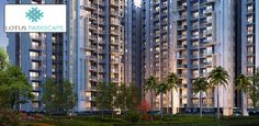 #LotusParkscape comes with newly launched project by Lotus Greens group at Yamuna Expressway Noida, offers 2 BHK and 3 BHK spacious apartments with compelling beauty. Read more - http://www.apartmentsnoida.com/lotus-parkscape/