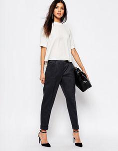 Mango Tailored Peg Pants #datenightoutfit #summeroutfits #mango #bucketlist #style #fashion