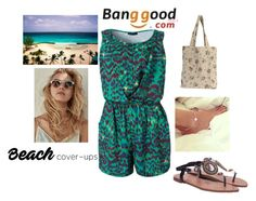 """#14/2 Banggood"" by ahmetovic-mirzeta ❤ liked on Polyvore"