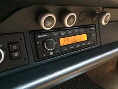 Continental tr7412ub-or radio