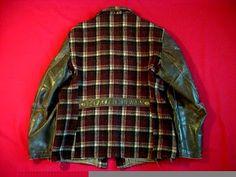 Vintage Leather Jacket, Jacket Style, Denim, Skirts, Jackets, Fashion, Down Jackets, Moda, Skirt