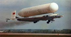 ВМ-Т «Атлант» перевозит водородный бак ракеты-носителя «Энергия» http://muz4in.net/dir/krasota/vm_t_atlant_perevozit_vodorodnyj_bak_rakety_nositelja_ehnergija/11-1-0-4006