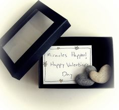 OOAK Valentines Day Gift for him the key to my by MedBeachStones