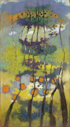 Oil Painting Abstract, Abstract Wall Art, Rick Stevens, Bright Colors Art, Pastel Artwork, Paintings I Love, Pastel Paintings, Encaustic Art, Art Plastique