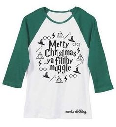 Merry Christmas Ya Filthy Muggle! (Adult)
