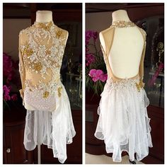 To Die For Costumes would like to present Miss Whitney Stewart's absolutely breathtaking solo costume. This one is oh so special for my oh so special girl!  #todieforcostumes