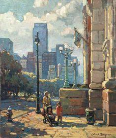 "John C. Traynor  ""Upper Westside, NYC"""