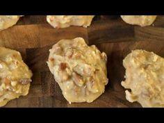No-Bake Coconut Pecan Praline Cookies – 12 Tomatoes
