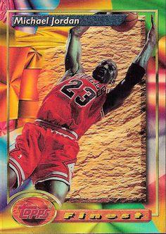Lou Costabile's Top 10 Michael Jordan Cards - Michael Jordan Cards Jordan Bulls, Michael Jordan Chicago Bulls, Jordan 23, Last Dance, Basketball Cards, Top, Stuff To Buy
