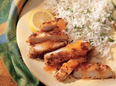Healthy Chicken Dinner for Two  Solve the dilemma of cooking chicken breasts one more time with easy recipes that are tantalizingly trim!
