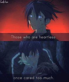 Noragami Anime, Noragami Bishamon, Anime Manga, Anime Art, Sad Anime Quotes, Manga Quotes, Anime Quotes About Life, Girls Anime, Anime Guys