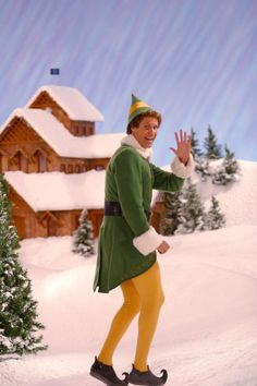 I'm an elf.. Well I'm a human, raised by elves.