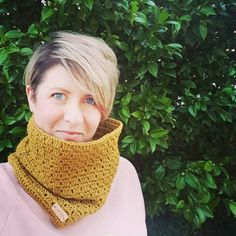 Polly Scarf by Crochet Birdie