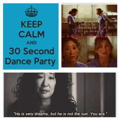 Greys Anatomy...won't be the same without Cristina...her & Mer are my favorite couple on the show