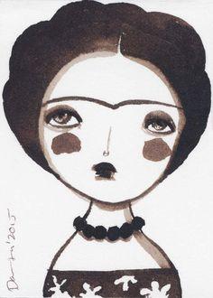 Coffee Frida #6