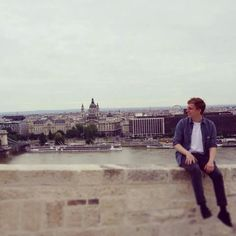 George Ezra in Budapest. George Ezra Songs, My House In Budapest, Beautiful Voice, Beautiful People, I Just Love You, Dan Smith, Gal Pal, Celebrity Couples, My Favorite Music